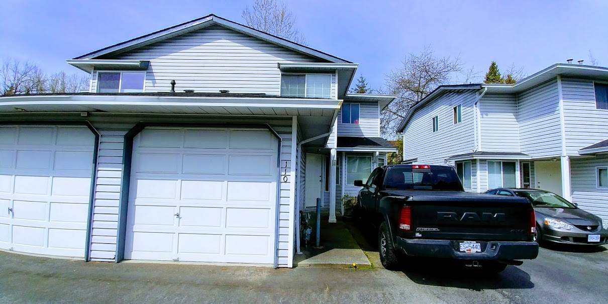 "Main Photo: 110 11255 HARRISON Street in Maple Ridge: East Central Townhouse for sale in ""River Hights"" : MLS®# R2274700"