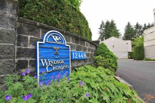 "Main Photo: 58 12449 191 Street in Pitt Meadows: Mid Meadows Townhouse for sale in ""WINDSOR CROSSING"" : MLS®# R2276314"
