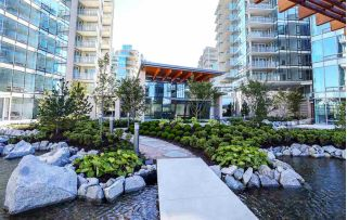 "Main Photo: 405 5199 BRIGHOUSE Way in Richmond: Brighouse Condo for sale in ""RIVER GREEN"" : MLS®# R2316404"