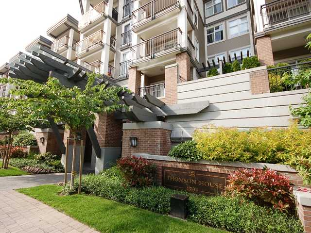 "Main Photo: 404 4799 BRENTWOOD Drive in Burnaby: Brentwood Park Condo for sale in ""THOMPSON HOUSE"" (Burnaby North)  : MLS® # V893686"
