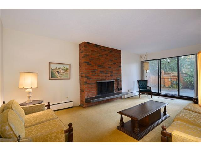 "Photo 2: 105 1235 W 15TH Avenue in Vancouver: Fairview VW Condo for sale in ""THE SHAUGHNESSY"" (Vancouver West)  : MLS(r) # V920886"