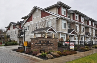 Main Photo: 7 8655 159 Street in Surrey: Fleetwood Townhouse for sale : MLS®# F1200530