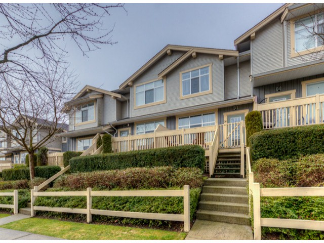 "Main Photo: # 36 14959 58 AV in Surrey: Sullivan Station Townhouse for sale in ""Skylands"" : MLS® # F1403410"