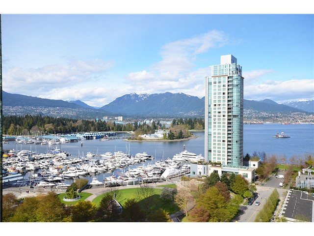 Main Photo: 1501 1277 MELVILLE Street in Vancouver: Coal Harbour Condo for sale (Vancouver West)  : MLS® # V1057823