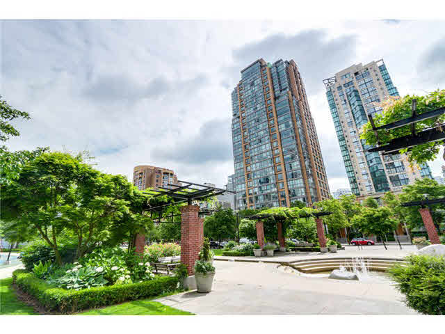 FEATURED LISTING: 2309 1188 RICHARDS Street Vancouver