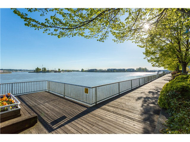 "Photo 20: 217 12 K DE K Court in New Westminster: Quay Condo for sale in ""DOCKSIDE - QUAY"" : MLS® # V1118016"