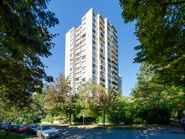 "Photo 2: 1805 1725 PENDRELL Street in Vancouver: West End VW Condo for sale in ""STRATFORD PLACE"" (Vancouver West)  : MLS(r) # R2030894"