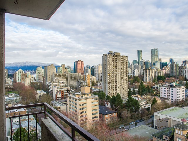 "Photo 16: 1805 1725 PENDRELL Street in Vancouver: West End VW Condo for sale in ""STRATFORD PLACE"" (Vancouver West)  : MLS(r) # R2030894"