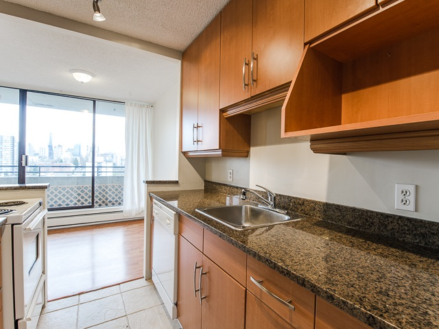 "Photo 5: 1805 1725 PENDRELL Street in Vancouver: West End VW Condo for sale in ""STRATFORD PLACE"" (Vancouver West)  : MLS(r) # R2030894"