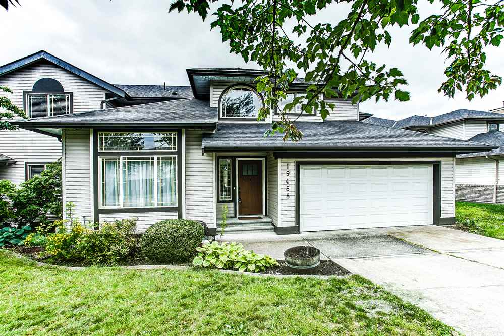 Main Photo: 19488 PARK Road in Pitt Meadows: Mid Meadows House for sale : MLS® # R2083206