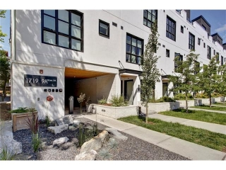 Main Photo: 409 1719 9A Street SW in Calgary: Lower Mount Royal Condo for sale : MLS(r) # C4071406