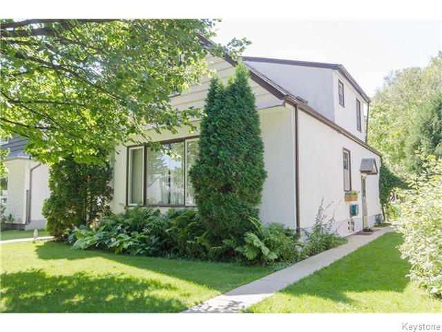 Main Photo: 583 Montrose Street in Winnipeg: River Heights / Tuxedo / Linden Woods Residential for sale (South Winnipeg)  : MLS® # 1620813