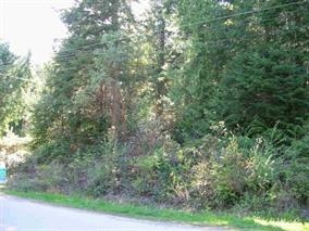 Main Photo: LOT 95 MERRILL ROAD in Pender Harbour: Pender Harbour Egmont Home for sale (Sunshine Coast)  : MLS® # R2101959