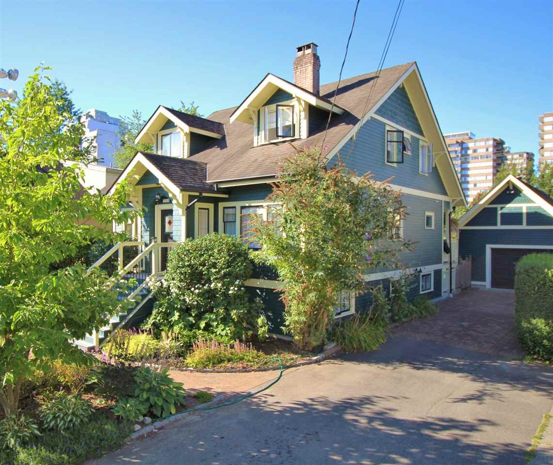 Main Photo: 714 FIFTH Street in New Westminster: GlenBrooke North House for sale : MLS® # R2102511