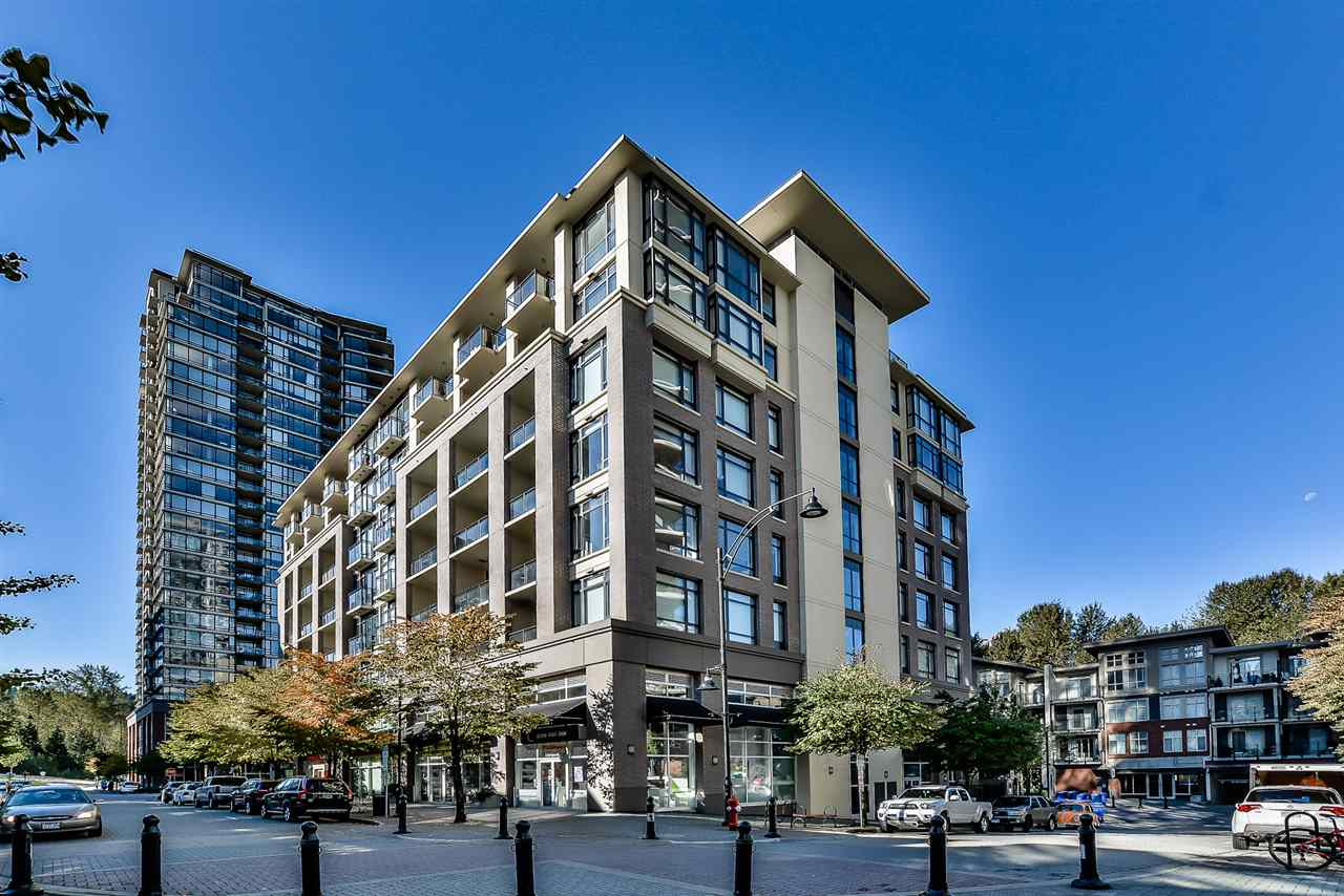 "Main Photo: 206 121 BREW Street in Port Moody: Port Moody Centre Condo for sale in ""ROOM AT SUTER BROOK"" : MLS® # R2114282"