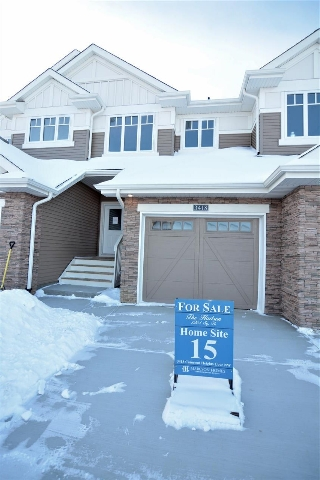 Main Photo: 3418 CAMERON HEIGHTS Cove in Edmonton: Zone 20 Attached Home for sale : MLS(r) # E4047163