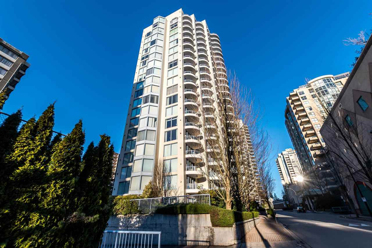 "Main Photo: 1104 739 PRINCESS Street in New Westminster: Uptown NW Condo for sale in ""BERKLEY PLACE"" : MLS®# R2130452"