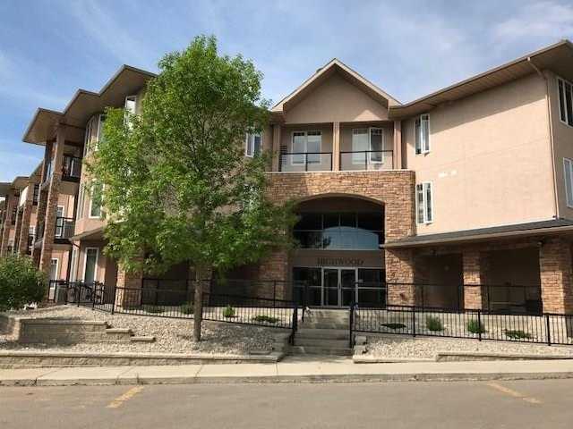 Main Photo: 208 500 7 Street NW: High River Condo for sale : MLS(r) # C4105268
