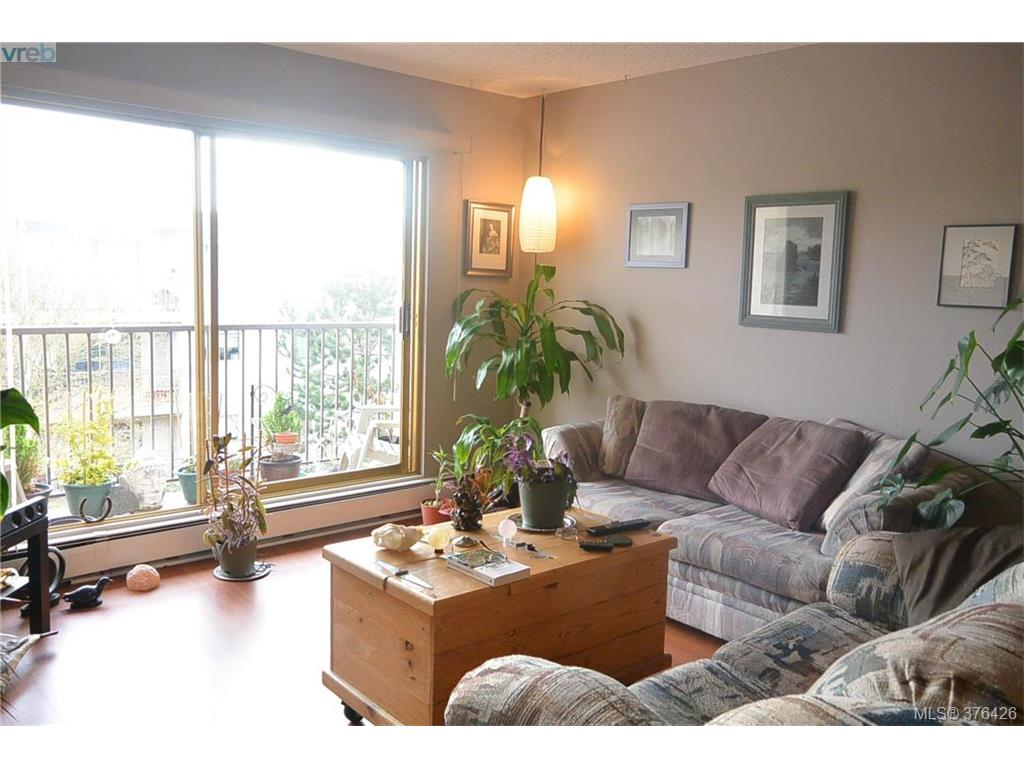 Photo 2: 317 3225 Eldon Place in VICTORIA: SW Rudd Park Condo Apartment for sale (Saanich West)  : MLS® # 376426