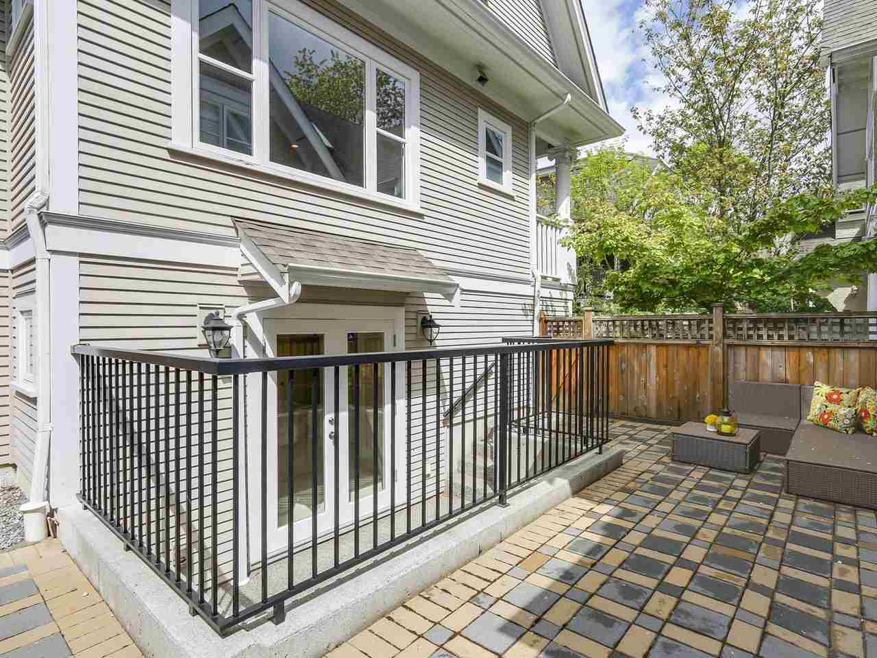 South facing, access off the lower level or ground level of the property, great space waiting for your ideas - potted plants, outdoor lighting, BBQ and outdoor furniture. Fenced perfect for your pets or small children.