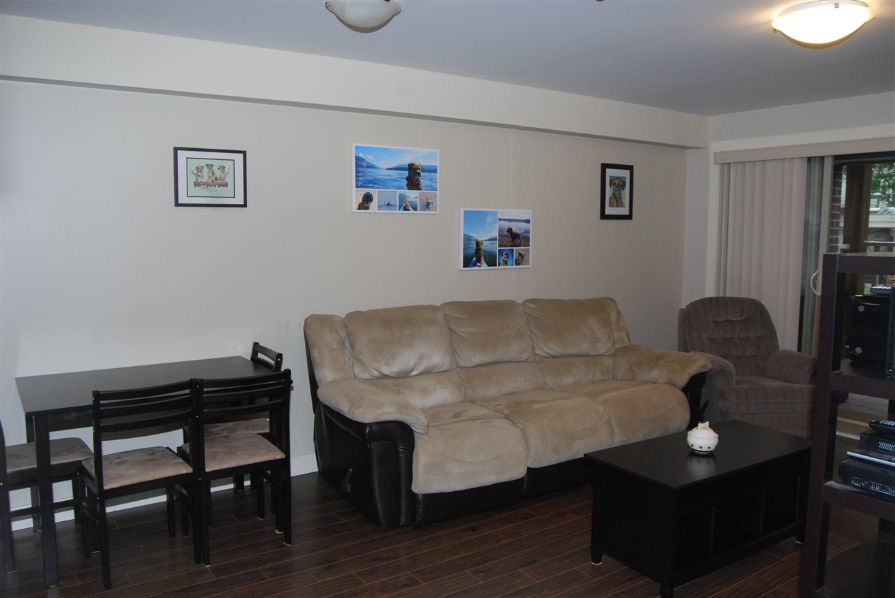 "Photo 3: 104 2228 WELCHER Avenue in Port Coquitlam: Central Pt Coquitlam Condo for sale in ""STATION HILL"" : MLS® # R2178613"
