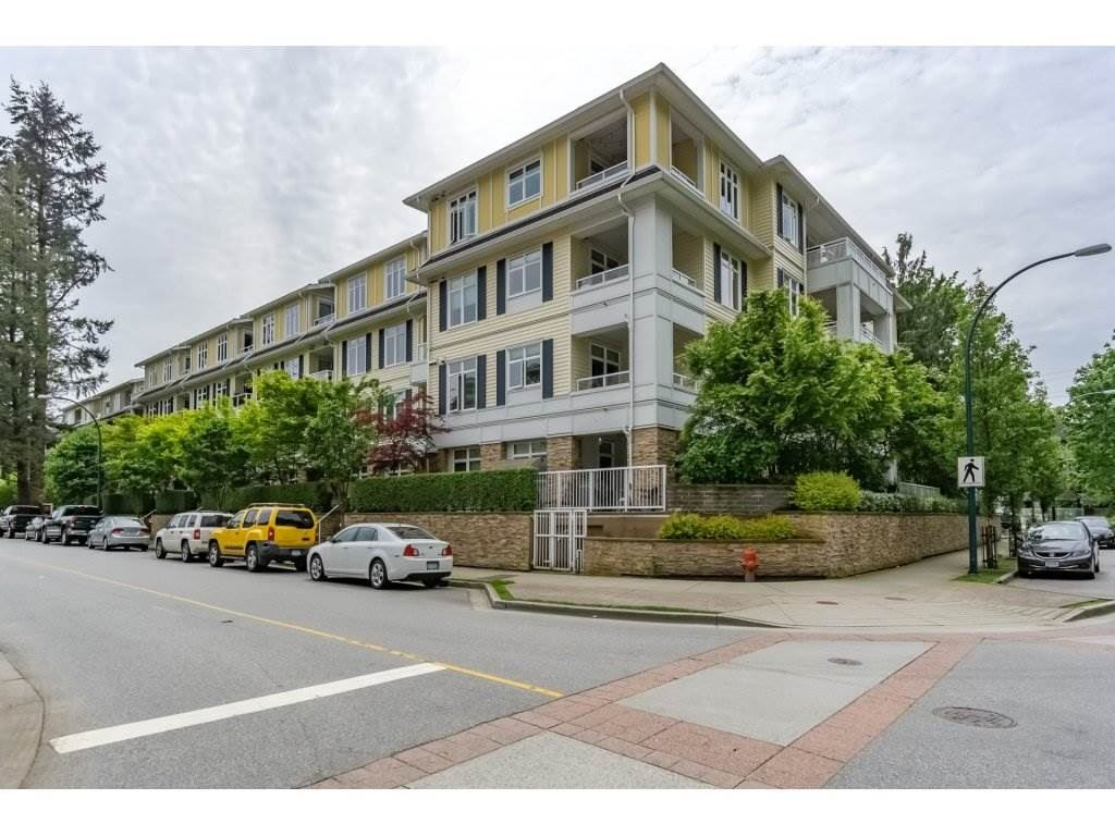 "Main Photo: 115 2368 MARPOLE Avenue in Port Coquitlam: Central Pt Coquitlam Condo for sale in ""RIVER ROCK LANDING"" : MLS®# R2184863"