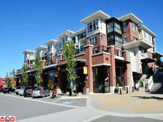 "Main Photo: 208 2950 KING GEORGE Boulevard in Surrey: King George Corridor Condo for sale in ""HIGH STREET"" (South Surrey White Rock)  : MLS® # R2191381"