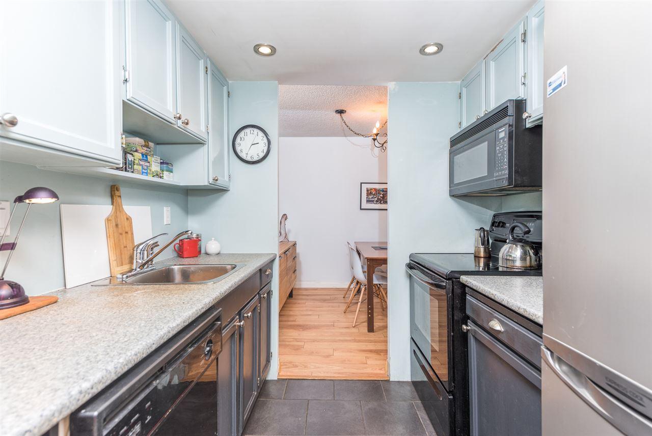 Photo 3: 205 2336 WALL Street in Vancouver: Hastings Condo for sale (Vancouver East)  : MLS® # R2192697