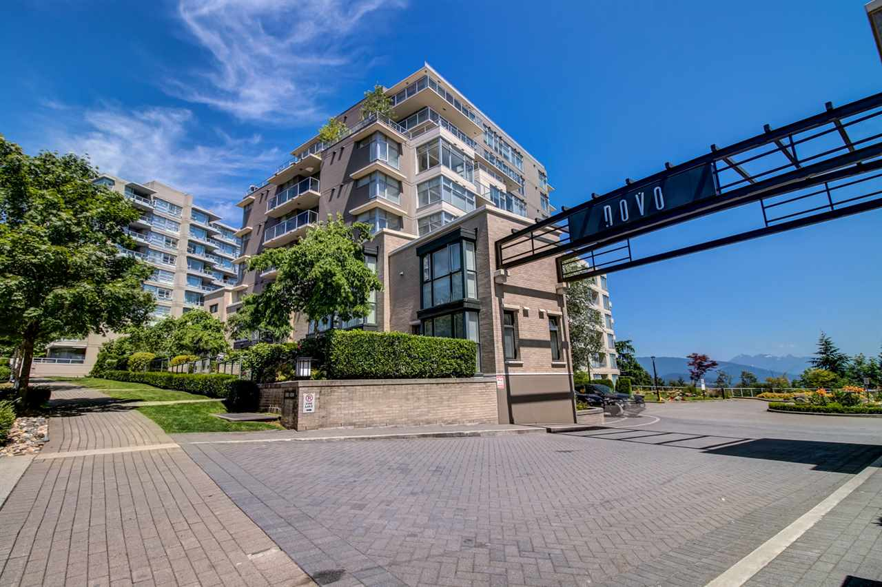 Main Photo: 408 9288 UNIVERSITY Crescent in Burnaby: Simon Fraser Univer. Condo for sale (Burnaby North)  : MLS® # R2193442
