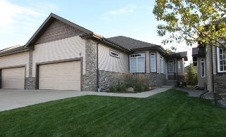 Main Photo: 3 85 NORTH RIDGE Drive: St. Albert House Half Duplex for sale : MLS® # E4078999