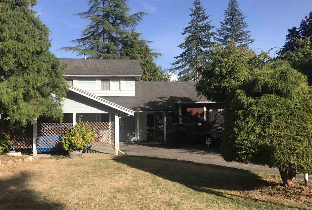 Main Photo: 693 FOLSOM Street in Coquitlam: Central Coquitlam House for sale : MLS®# R2204401