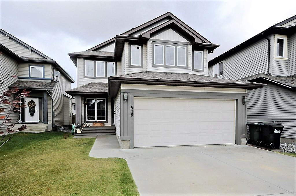 Main Photo: 548 SUNCREST Lane: Sherwood Park House for sale : MLS® # E4083024
