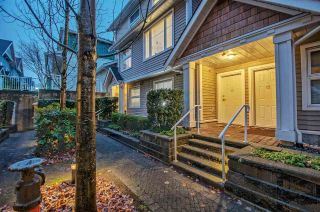 Main Photo: 13 168 SIXTH STREET in New Westminster: Uptown NW Townhouse for sale : MLS® # R2223293