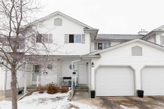 Main Photo: 206 4807 43a Avenue: Leduc Townhouse for sale : MLS® # E4093612