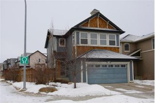 Main Photo: 729 AUBURN BAY Boulevard SE in Calgary: Auburn Bay House for sale : MLS® # C4163945