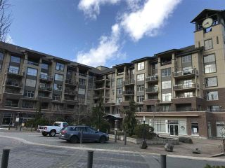 "Main Photo: 404 1211 VILLAGE GREEN Way in Squamish: Downtown SQ Condo for sale in ""Rockcliff"" : MLS®# R2251771"