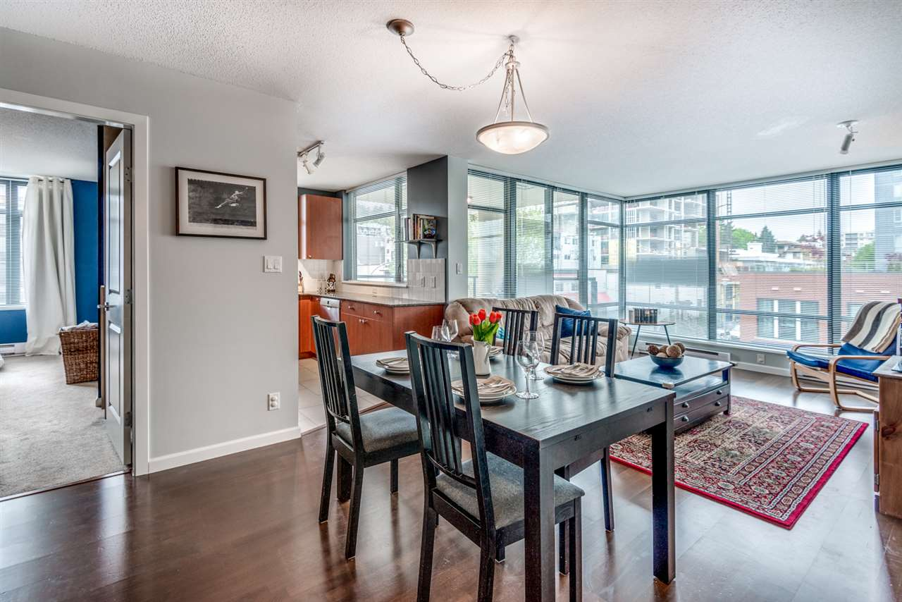 "Main Photo: 407 610 VICTORIA Street in New Westminster: Downtown NW Condo for sale in ""The Point"" : MLS®# R2265261"