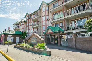 "Main Photo: 218 22661 LOUGHEED Highway in Maple Ridge: East Central Condo for sale in ""GOLDEN EARS GATE"" : MLS®# R2291078"