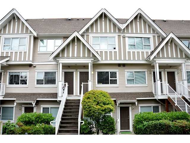 "Main Photo: 48 730 FARROW Street in Coquitlam: Coquitlam West Townhouse for sale in ""FARROW RIDGE"" : MLS®# V912141"
