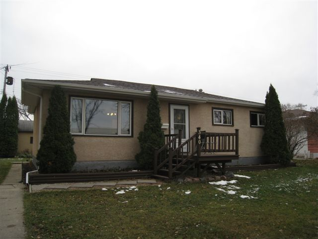 Main Photo: 340 Harold West Avenue in WINNIPEG: Transcona Residential for sale (North East Winnipeg)  : MLS(r) # 1122479