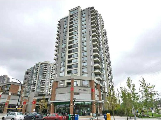 "Main Photo: 1104 4118 DAWSON Street in Burnaby: Brentwood Park Condo for sale in ""Tandem 1"" (Burnaby North)  : MLS® # V1057568"