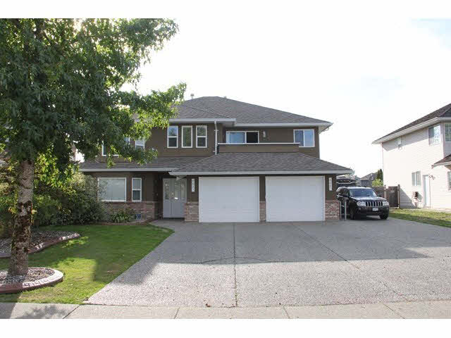 "Main Photo: 4625 222A Street in Langley: Murrayville House for sale in ""UPPER MURRAYVILLE"" : MLS(r) # F1451507"