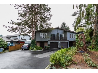 Main Photo: 1179 CREEKSIDE Drive in Coquitlam: Eagle Ridge CQ House 1/2 Duplex for sale : MLS® # R2048954
