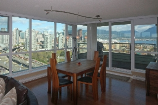 "Main Photo: 2102 125 MILROSS Avenue in Vancouver: Mount Pleasant VE Condo for sale in ""CREEKSIDE"" (Vancouver East)  : MLS(r) # R2053948"