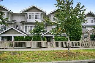 "Main Photo: 42 19330 69 Avenue in Surrey: Clayton Townhouse for sale in ""MONTEBELLO"" (Cloverdale)  : MLS(r) # R2100342"
