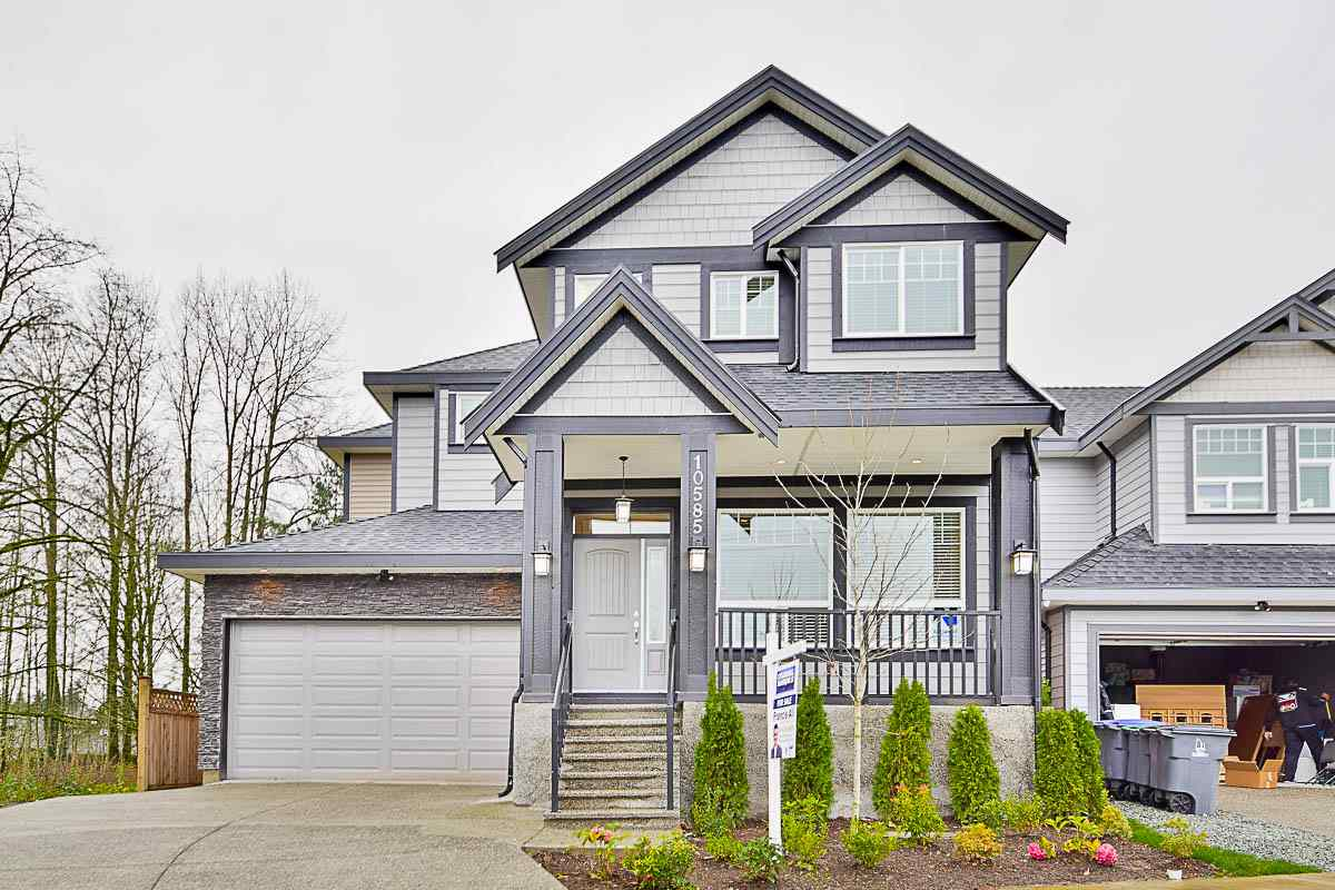 Main Photo: 10585 159B Street in Surrey: Fraser Heights House for sale (North Surrey)  : MLS® # R2125434