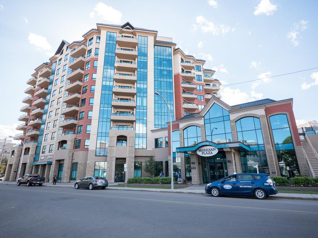 Main Photo: 710 10142 111 Street in Edmonton: Zone 12 Condo for sale : MLS® # E4048558