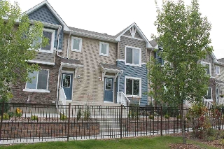 Main Photo: 13 3625 144 Avenue NW in Edmonton: Zone 35 Townhouse for sale : MLS® # E4053109