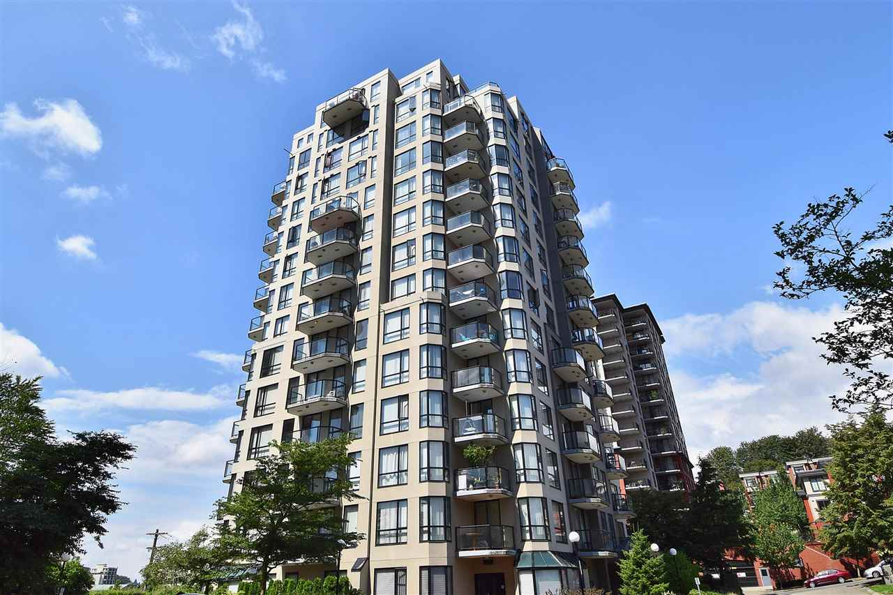 "Main Photo: 808 838 AGNES Street in New Westminster: Downtown NW Condo for sale in ""WESTMINSTER TOWERS"" : MLS® # R2143294"