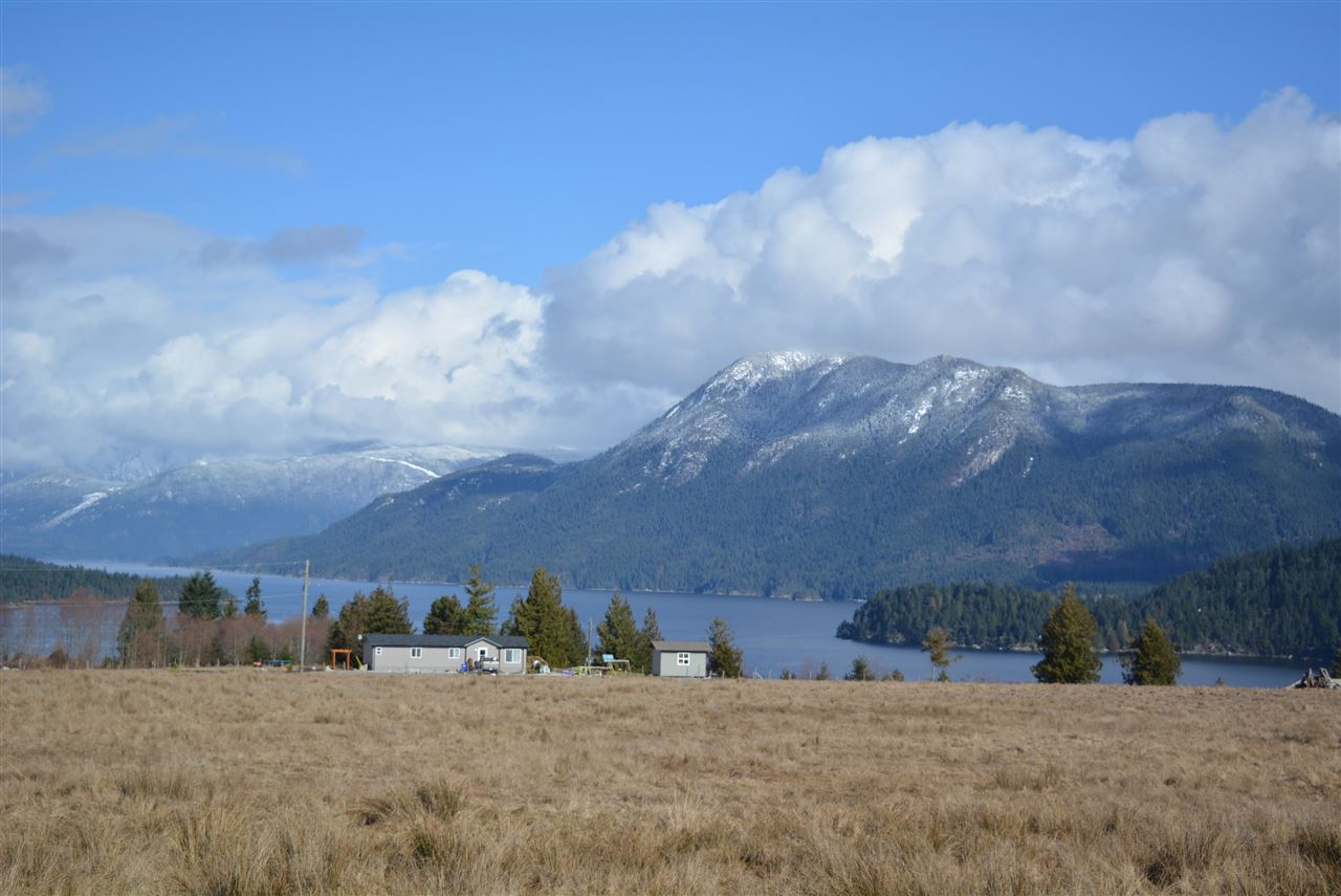 "Main Photo: LOT 15 CROWSTON Road in Sechelt: Sechelt District Home for sale in ""The Shores"" (Sunshine Coast)  : MLS®# R2144948"